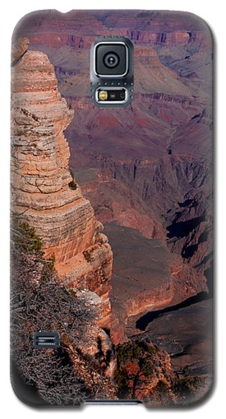 Galaxy S5 Case featuring the photograph Grand Canyon 11 by Donna Corless