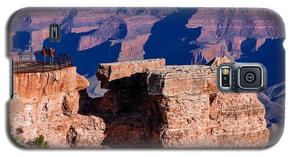Galaxy S5 Case featuring the photograph Grand Canyon 16 by Donna Corless