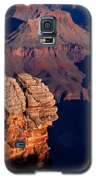 Grand Canyon 24 Galaxy S5 Case by Donna Corless