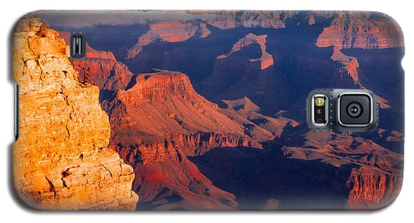 Galaxy S5 Case featuring the photograph Grand Canyon 35 by Donna Corless