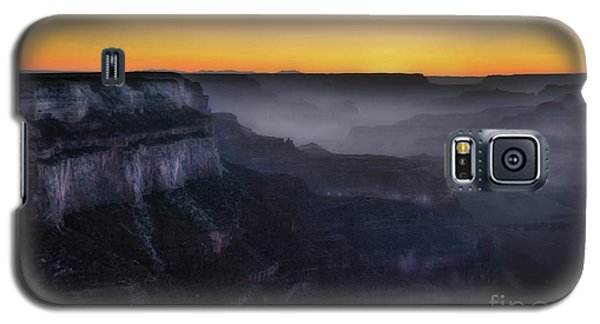 Grand Canyon At Twilight Galaxy S5 Case by RicardMN Photography