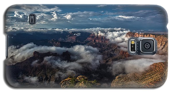 Grand Canyon Fog Galaxy S5 Case