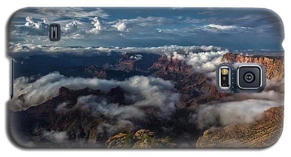 Grand Canyon Fog Galaxy S5 Case