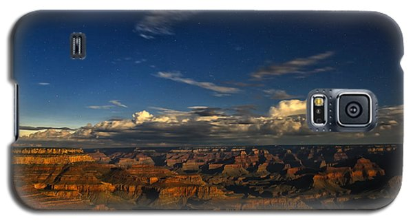 Grand Canyon Moonlight Galaxy S5 Case