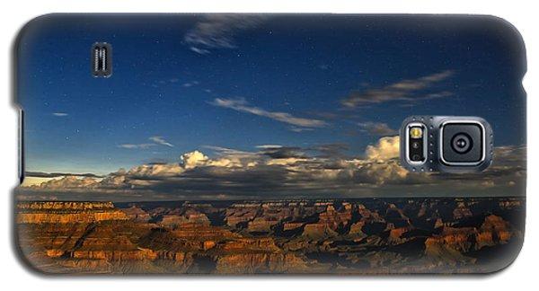 Grand Canyon Moonlight Galaxy S5 Case