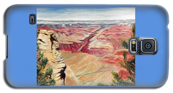 Grand Canyon Overlook Galaxy S5 Case