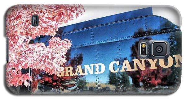 Grand Canyon Railroad Galaxy S5 Case