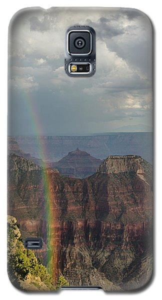 Grand Canyon Rainbow Galaxy S5 Case