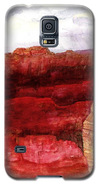 Grand Canyon S Rim Galaxy S5 Case