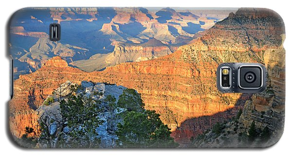 Grand Canyon South Rim At Sunset Galaxy S5 Case