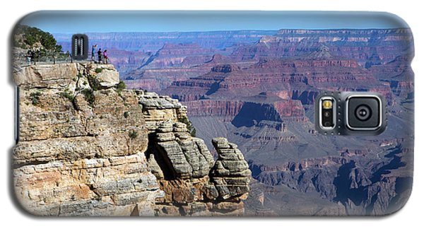Grand Canyon South Rim Galaxy S5 Case