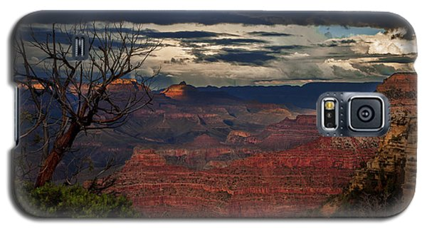Grand Canyon Storm Clouds Galaxy S5 Case