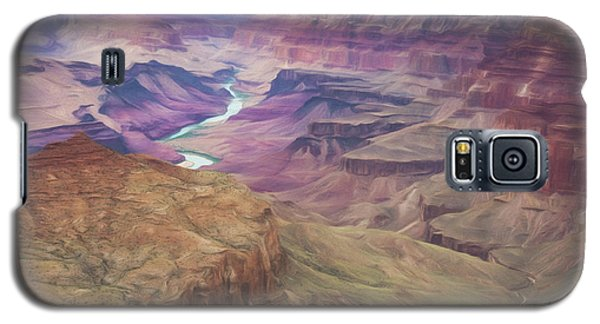 Grand Canyon Suite Galaxy S5 Case