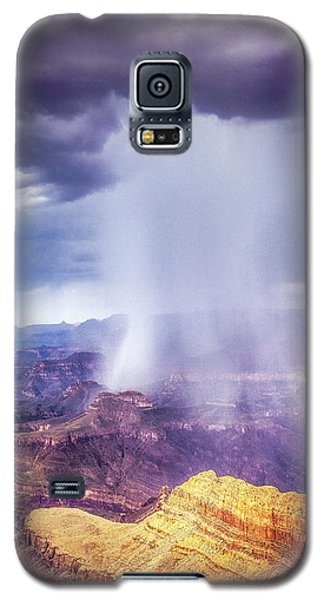 Grand Canyon Summer Storm Galaxy S5 Case