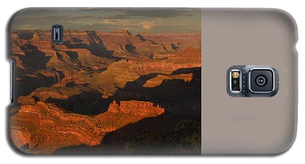 Grand Canyon Sunset Panorama Galaxy S5 Case