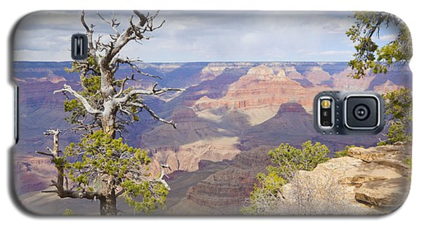 Galaxy S5 Case featuring the photograph Grand Canyon View by Chris Dutton