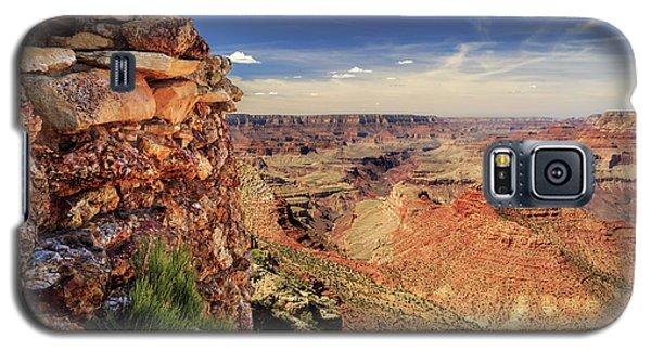 Grand Canyon Wall Galaxy S5 Case