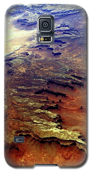 Grand Canyon01 From 6mi Up Galaxy S5 Case