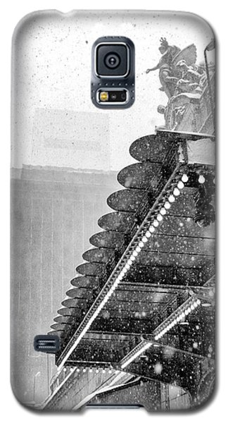 Grand Central Snow Day Galaxy S5 Case