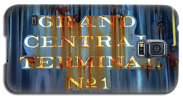 Galaxy S5 Case featuring the photograph Grand Central Terminal No 1 by Karol Livote