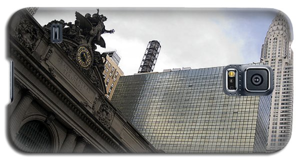 Grand Central And The Chrysler Building Galaxy S5 Case