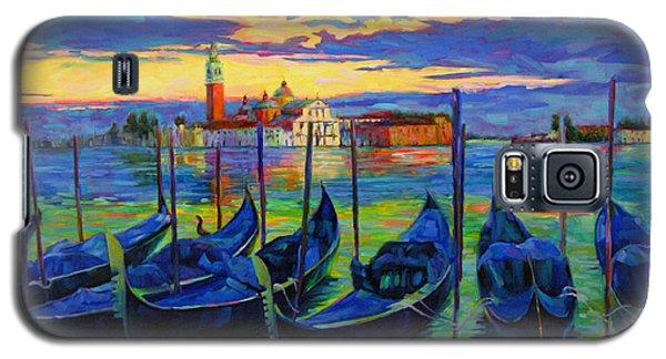 Grand Finale In Venice Galaxy S5 Case