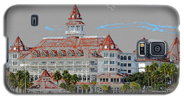 Grand Floridian In Summer Galaxy S5 Case