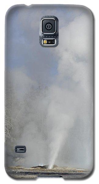 Grand Geyser Vertical Galaxy S5 Case