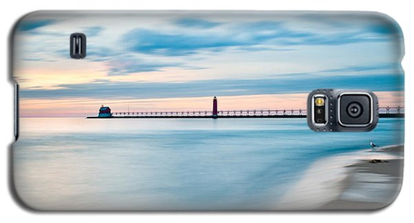 Grand Haven Pier - Smooth Waters Galaxy S5 Case