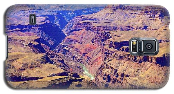 Grand Haze Canyon Galaxy S5 Case