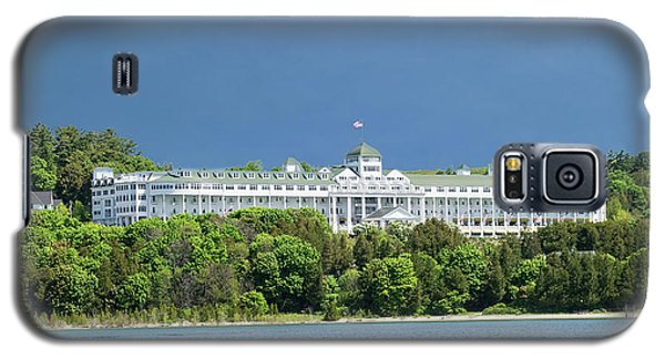 Grand Hotel Galaxy S5 Case