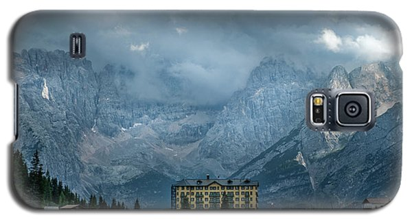 Grand Hotel Misurina Galaxy S5 Case