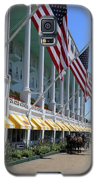 Grand Hotel With Taxi Galaxy S5 Case