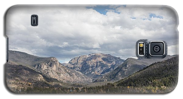 Galaxy S5 Case featuring the photograph Grand Lake -- Largest Body Of Water In Colorado by Carol M Highsmith