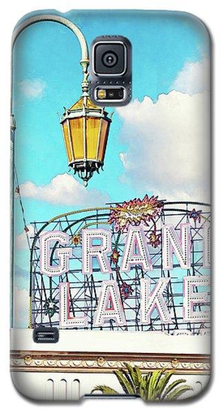 Grand Lake Merritt - Oakland, California Galaxy S5 Case