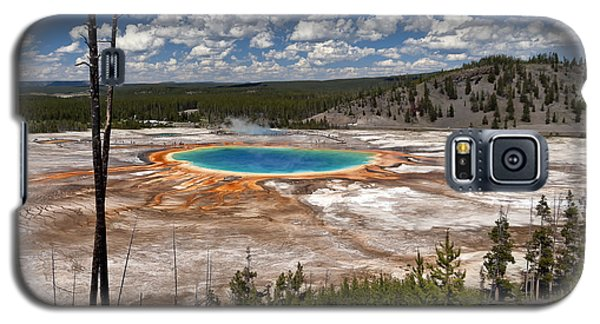 Grand Prismatic Galaxy S5 Case by John Gilbert
