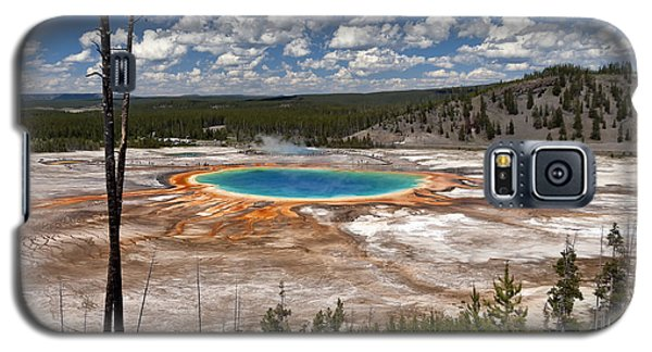 Grand Prismatic Galaxy S5 Case