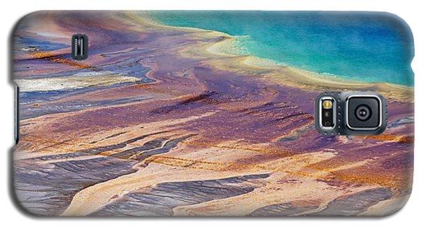 Grand Prismatic Spring 2 Galaxy S5 Case