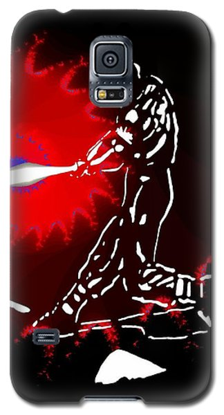 Grand Salami 2 Galaxy S5 Case by Tim Allen