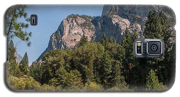 Grand Sentinel Zumalt Meadow Kings Canyon National Park Galaxy S5 Case