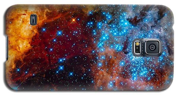 Grand Star-forming Region Galaxy S5 Case