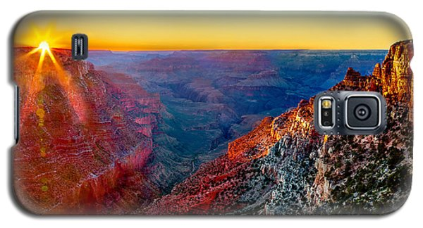 Grand Canyon Galaxy S5 Case - Grand Sunset by Az Jackson