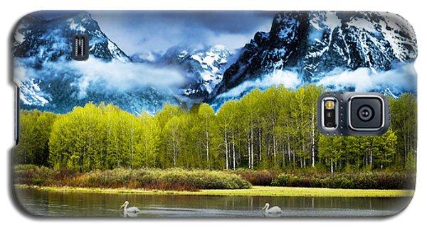 Grand Teton National Park Galaxy S5 Case