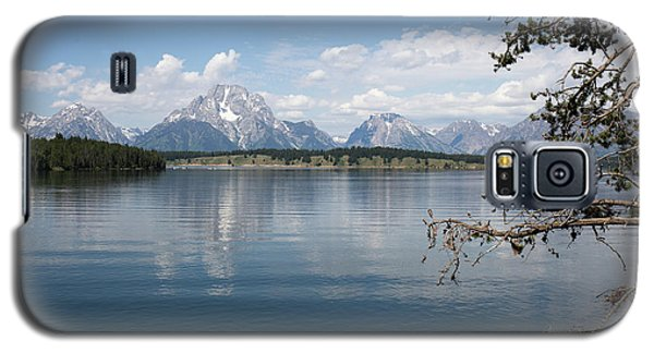 Grand Teton Range Galaxy S5 Case