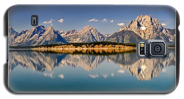 Grand Tetons - Believe Galaxy S5 Case