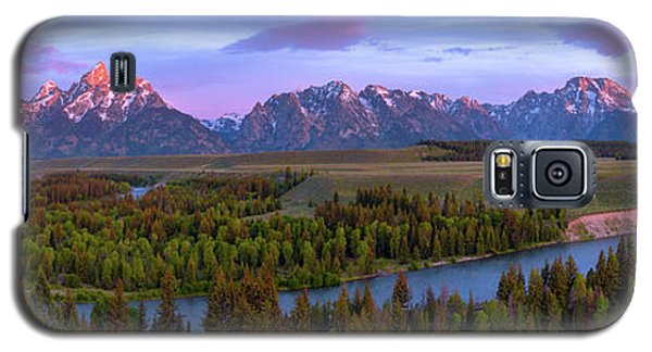 Grand Tetons Galaxy S5 Case by Chad Dutson