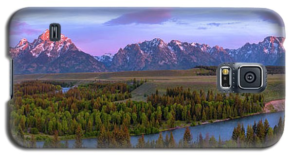 Rocky Galaxy S5 Case - Grand Tetons by Chad Dutson