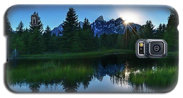 Grand Tetons Galaxy S5 Case