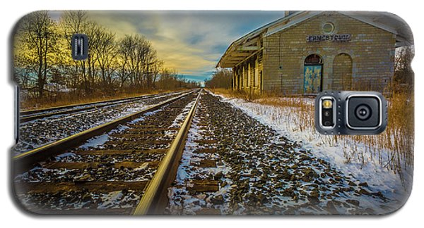 Grand Trunk Station  Galaxy S5 Case