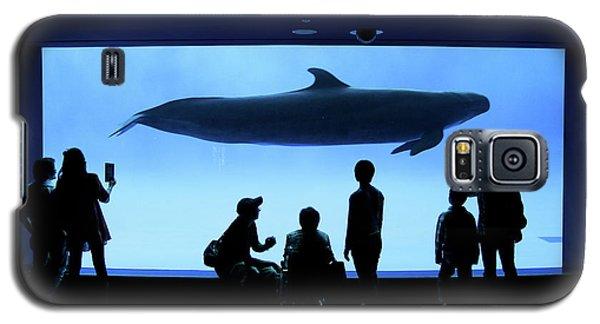 Galaxy S5 Case featuring the photograph Grand Whale by Tatsuya Atarashi